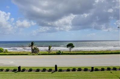 2727 N Ocean Boulevard UNIT A309, Boca Raton, FL 33431 - MLS#: RX-10519267