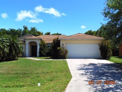 2749 SW East Calabria Circle, Port Saint Lucie, FL 34953 - #: RX-10519286