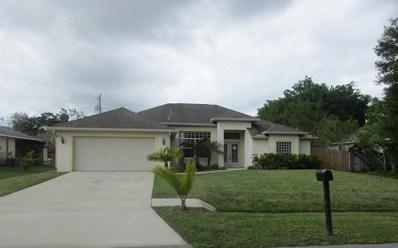 3326 SW Frankford Street, Port Saint Lucie, FL 34953 - MLS#: RX-10519290