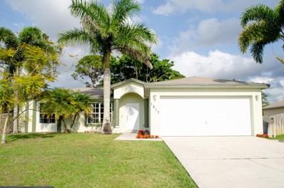 1817 SW Day Street, Port Saint Lucie, FL 34953 - #: RX-10519328