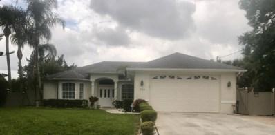 759 SW Alton Circle, Port Saint Lucie, FL 34953 - #: RX-10519442