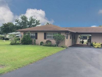 133 Mockingbird Lane, Delray Beach, FL 33445 - #: RX-10519467