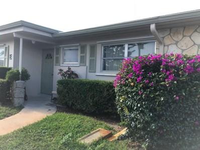 2701 W Barkley Drive UNIT E, West Palm Beach, FL 33415 - MLS#: RX-10519524