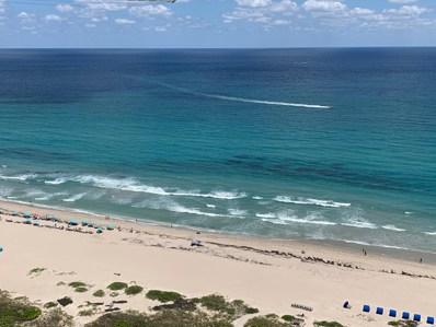 3000 N Ocean Drive UNIT 28-A, Singer Island, FL 33404 - MLS#: RX-10519558