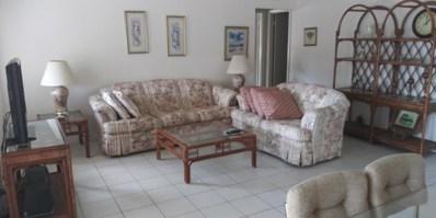 5817 La Pinata Boulevard UNIT A-2, Greenacres, FL 33463 - MLS#: RX-10519568