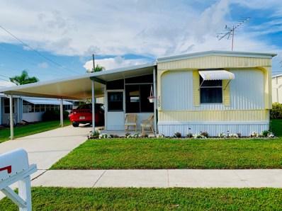 4059 Mission Bell Drive, Boynton Beach, FL 33436 - MLS#: RX-10519569