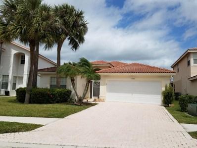 3587 Chesapeake Circle, Boynton Beach, FL 33436 - #: RX-10519577