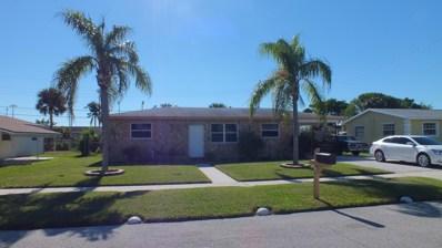 621 W 35th Street, Riviera Beach, FL 33404 - MLS#: RX-10519920