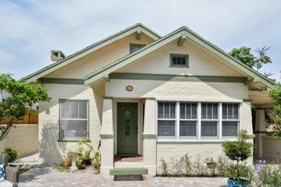 425 27th Street, West Palm Beach, FL 33407 - MLS#: RX-10520080