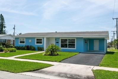 481 W 32nd Street, Riviera Beach, FL 33404 - MLS#: RX-10520100
