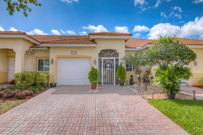 2319 Windjammer Way, West Palm Beach, FL 33411 - #: RX-10520189