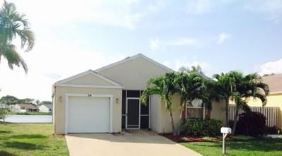54 Buxton Lane, Boynton Beach, FL 33426 - MLS#: RX-10520509