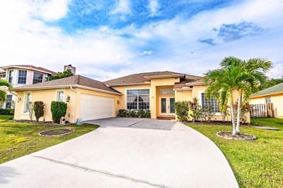 485 SW Dagget Avenue, Port Saint Lucie, FL 34953 - #: RX-10520650
