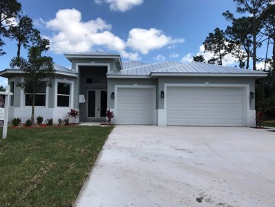 901 SW Aviation Avenue, Port Saint Lucie, FL 34953 - #: RX-10520742
