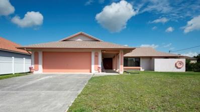 181 NE Fatima Terrace, Port Saint Lucie, FL 34983 - MLS#: RX-10520890