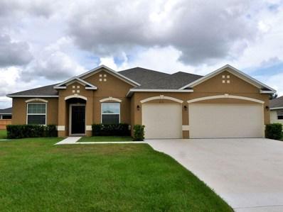 2157 SW Devon Avenue, Port Saint Lucie, FL 34953 - MLS#: RX-10520947