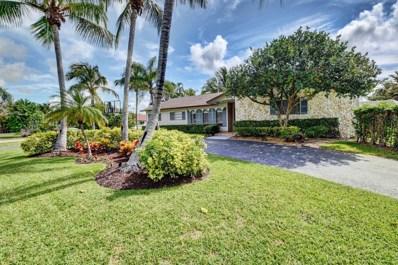 1700 Isabel Este Road, Boca Raton, FL 33432 - MLS#: RX-10520962