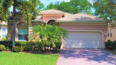 5916 Spring Lake Terrace, Fort Pierce, FL 34951 - MLS#: RX-10521015