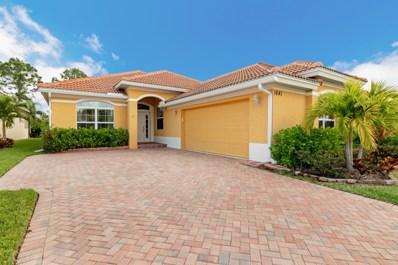 1641 NW Marsh Creek Drive, Jensen Beach, FL 34957 - MLS#: RX-10521024