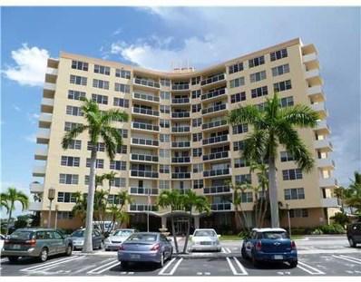 2800 N Flagler Drive UNIT 611, West Palm Beach, FL 33407 - MLS#: RX-10521185