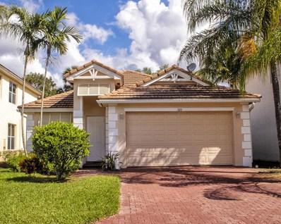 323 Belle Grove Lane, Royal Palm Beach, FL 33411 - MLS#: RX-10521347
