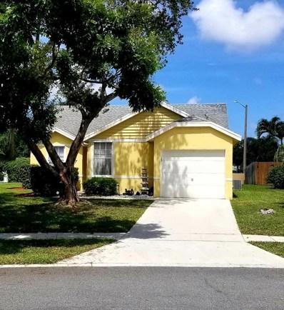 3 Misty Laurel Circle, Boynton Beach, FL 33436 - MLS#: RX-10521460