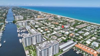 1015 Ingraham Avenue UNIT #4, Delray Beach, FL 33483 - MLS#: RX-10521481