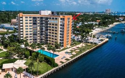 2800 N Flagler Drive UNIT 1006, West Palm Beach, FL 33407 - MLS#: RX-10521639
