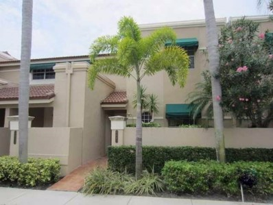 6641 Via Regina UNIT 5, Boca Raton, FL 33433 - MLS#: RX-10521736
