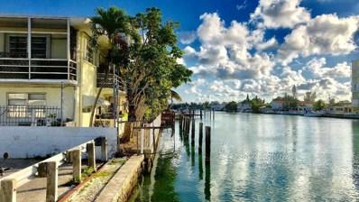 8040 Tatum Waterway Drive UNIT 12a, Miami Beach, FL 33141 - #: RX-10521832