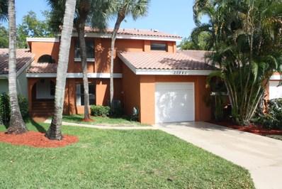 20846 Via Valencia Drive, Boca Raton, FL 33433 - #: RX-10521846