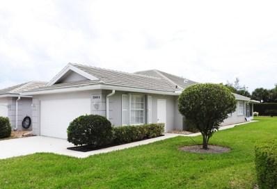1540 NW Amherst Drive UNIT A, Port Saint Lucie, FL 34986 - MLS#: RX-10521895