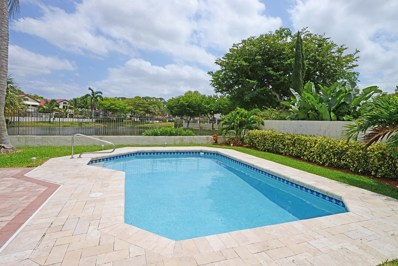 21760 Club Villa Terrace, Boca Raton, FL 33433 - MLS#: RX-10521912