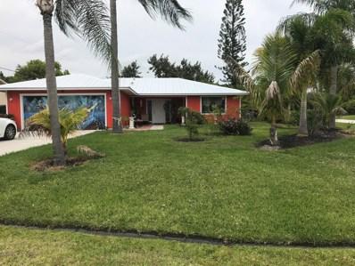 2699 SE Caladium Avenue, Port Saint Lucie, FL 34952 - MLS#: RX-10522029