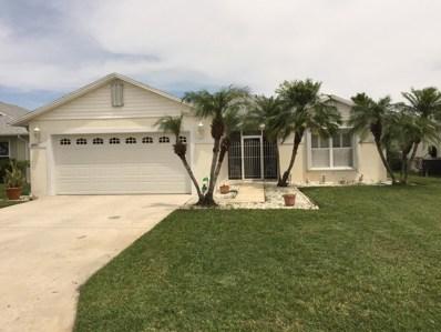 6245 Alexandria Circle, Fort Pierce, FL 34982 - MLS#: RX-10522111