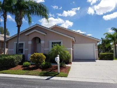 112 Caribe Court, Greenacres, FL 33413 - MLS#: RX-10522219