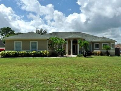 2627 SW Ann Arbor Road, Port Saint Lucie, FL 34953 - MLS#: RX-10522255