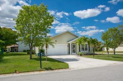 2744 SW Montego Terrace, Stuart, FL 34997 - MLS#: RX-10522311