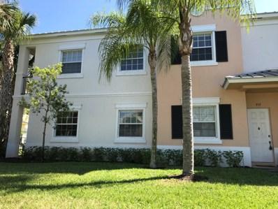 10520 SW Stephanie Way UNIT 2212, Port Saint Lucie, FL 34987 - MLS#: RX-10522405