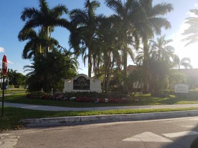 1601 Windorah Way UNIT G, West Palm Beach, FL 33411 - MLS#: RX-10522540
