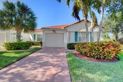 6207 Floral Lakes Drive, Delray Beach, FL 33484 - MLS#: RX-10522666