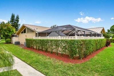 5397 Eagle Lake Drive, Palm Beach Gardens, FL 33418 - #: RX-10522803