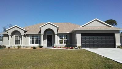 531 SW Dailey Avenue, Port Saint Lucie, FL 34953 - #: RX-10522937