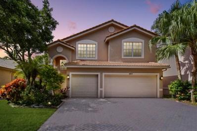 4814 Modern Drive, Delray Beach, FL 33445 - #: RX-10523092