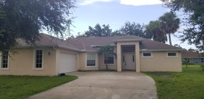 2625 SW Cactus Circle, Port Saint Lucie, FL 34953 - MLS#: RX-10523188