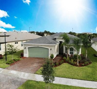 11459 SW Lake Park Drive, Port Saint Lucie, FL 34987 - #: RX-10523233