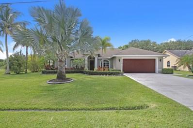 1836 SE Gaskins Circle, Port Saint Lucie, FL 34952 - #: RX-10523826