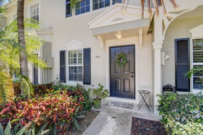 940 Kokomo Key Lane, Delray Beach, FL 33483 - MLS#: RX-10524082