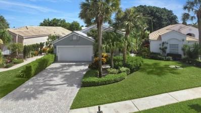 11817 Fountainside Circle, Boynton Beach, FL 33437 - #: RX-10524223