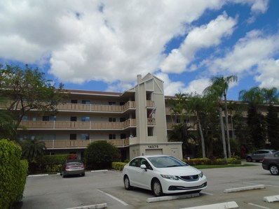 14375 Strathmore Lane UNIT 404, Delray Beach, FL 33446 - MLS#: RX-10524280